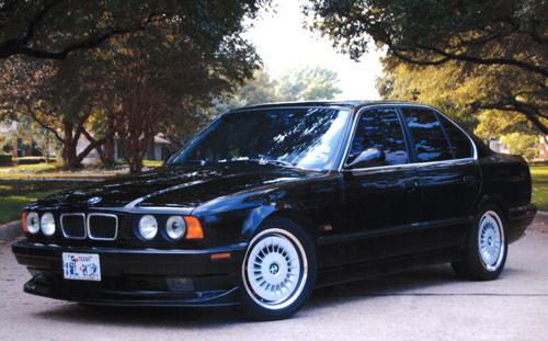 '95 BMW 525i (E34)