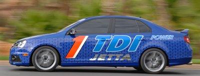 2009 Jetta TDI Racer