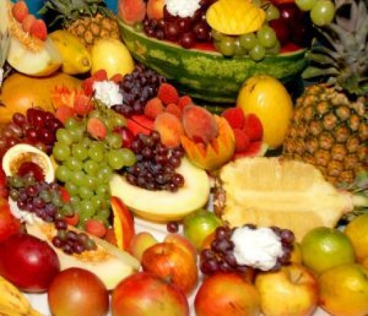 Constipation treatments Eat fruits and veg