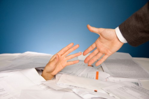 Your real estate professional will save you from getting completely bogged down in reams of paperwork. Let your agent prepare the necessary documents to ensure all legal requirements are met.  CC lic: http://bit.ly/TO79Y
