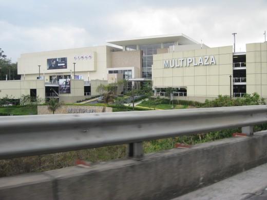 Multiplaza Mall in Escazu, Costa Rica