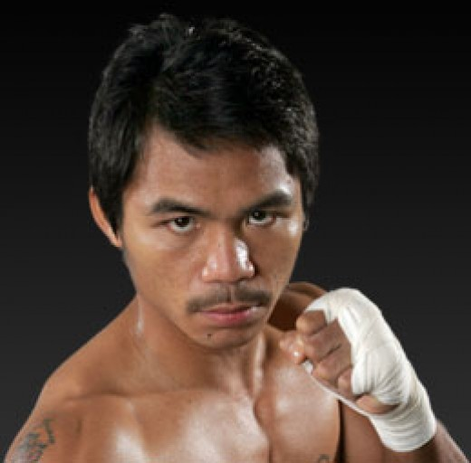 Manny Pacquiao Image Source:  www.millionaireacts.com