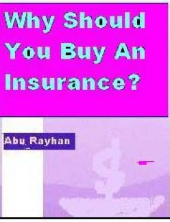 Why Should You Buy an Insurance ?