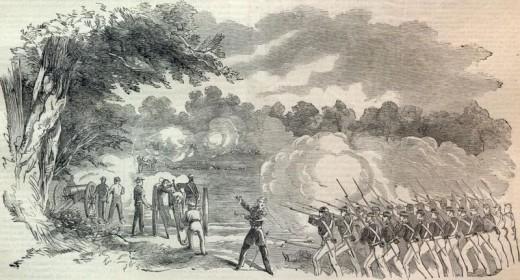 The Battle of Boonville Missouri 1861