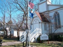 Former Episcopal church, Lewiston, New York
