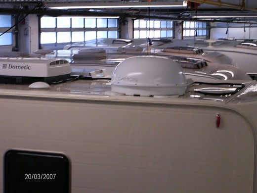 Caravan Domes