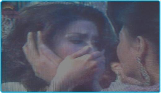 A tear fell, Bb. Pilipinas 2011