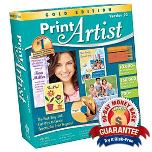 Print Artist - Gold Edition