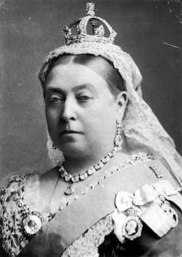 Queen Victoria, 1882.