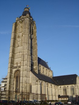 Church of St. Walburga, Oudenaarde