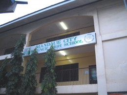 Mandaue City Science High School