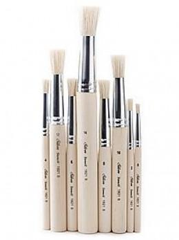 Boar/hog hair bristle brushes
