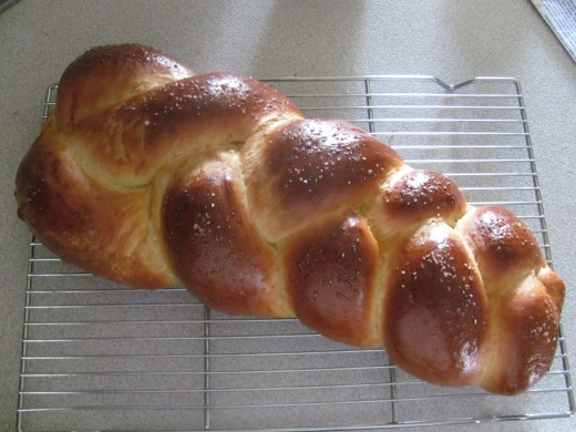 Fresh baked Challah!