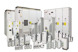 ABB Variable Frequency Drives (VFD) By ABB (ABB Drives, Helsinki, Finland) [CC-BY-SA-3.0 (www.creativecommons.org/licenses/by-sa/3.0)], via Wikimedia Commons