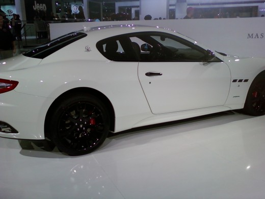 Pick Up Speed With The Maserati