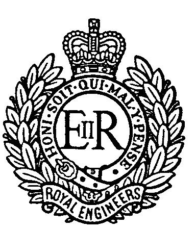Royal Engineers Cap Badge