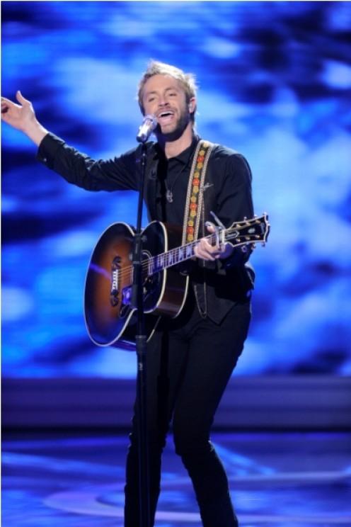american idol 2011 top 8. GOODBYE TO PAUL McDONALD. Paul