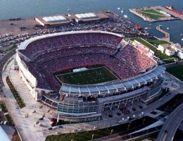 Cleveland Brown Stadium