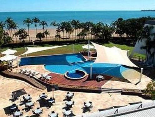Sky City resort, Darwin. Image from agoda