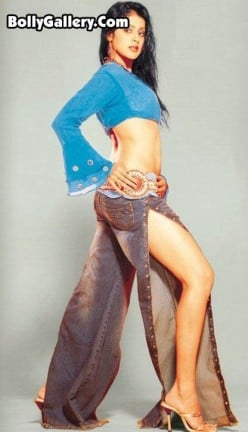 Sexy Genelia and her navel