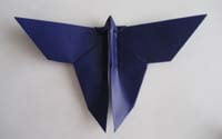Simple Origami Butterfly