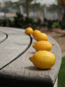 Lemon juice is just one of the many natural disinfectants you can use to clean your home.