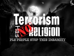 What you suggest for the Muslims to get rid of the label of terrorism?