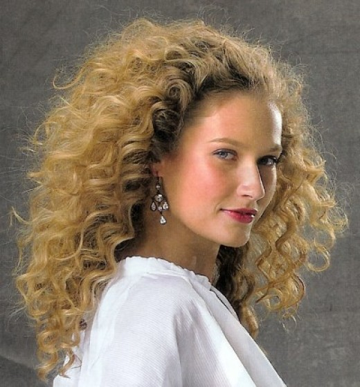 Medium Length Curly Hair Styles 2010. Curly hairstyles have been one