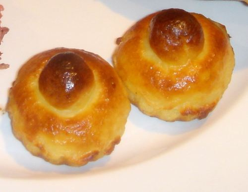 Brioche Potatoes