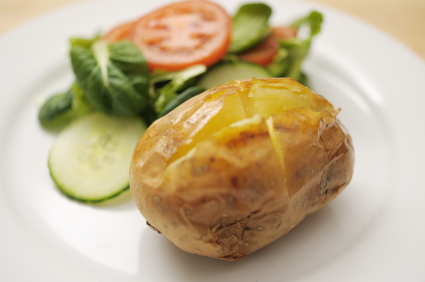 Baked Jacket Potato
