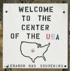 Lebanon Kansas-The Geographic Heart of America