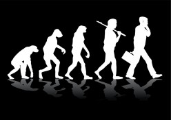 Evolution theory doesn't make sense.
