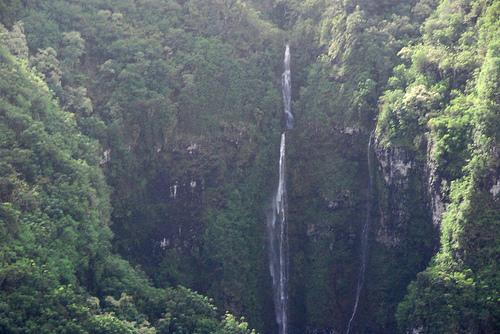 Sacred Falls - Hauula, Hawaii