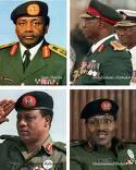 MILITARY DICTATORS