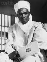 Prime Minister Tafawa Balewa