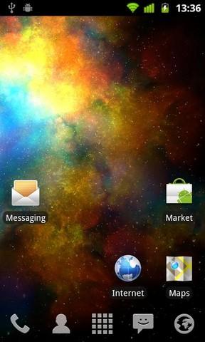 Vortex Galaxy Screenshot
