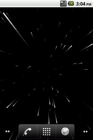 Starfield 3D Screenshot
