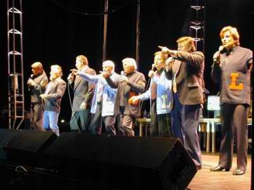 The Inductees: The Lettermen as Hall of Famer Vocal Group