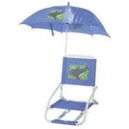 GET NICE AND COMFY!  AN UMBRELLA IS A GREAT WAY TO KEEP THE HARMFUL RAYS OF THE SUN OFF YOU.  (OTHERWISE...SPF)!