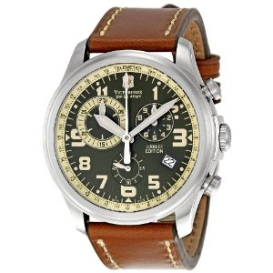 Victorinox Swiss Army Men's 241328 Infantry Vintage Olive Dial Watch
