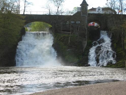 Coo waterfalls, Belgium