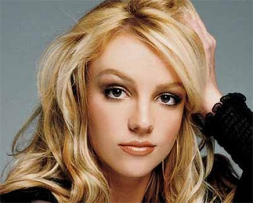 Celebrity Sexy Britney Spears Is One Hollywood's Sexiest Celebrities!