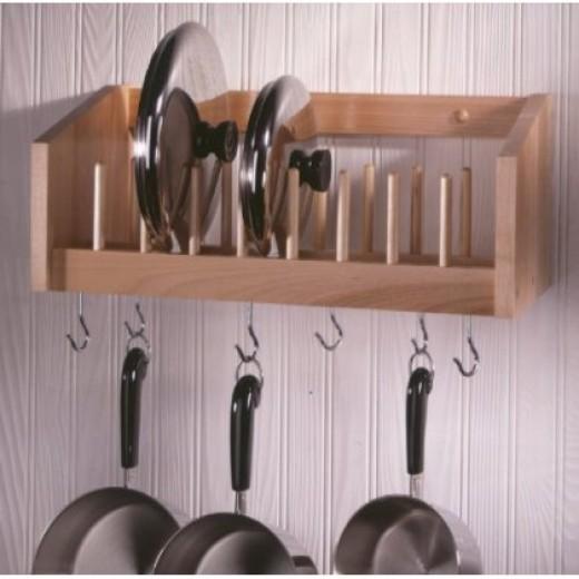 Kitchen Pot And Pan Rack Organize Your Kitchen