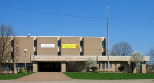 East Tech High, Cleveland, Ohio