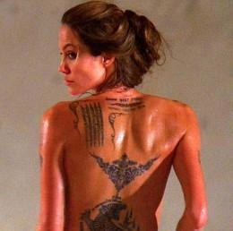 Angelina Jolie = epic actress.