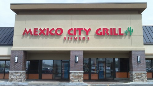 Mexico City Grill in Fishers