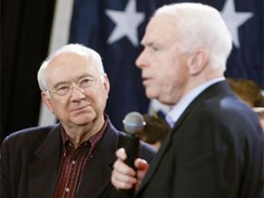 McCain and Phil Gramm