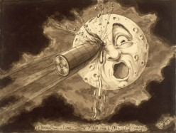 Georges Melies 'A Trip to the Moon' (1902)