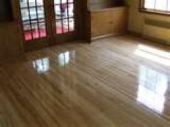 Wood Flooring.