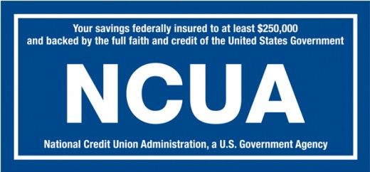 Only consider doing business with credit unions authorized to display the above logo.